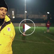 Ein Fußballtrainer und ehemaliger Bettnässer erzählt…